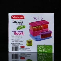 La Chine fournisseurs clair de l'impression personnalisée PP Boîte d'emballage en plastique PET pour les emballages des aliments