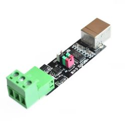 USB 2.0 para TTL Adaptador conversor serial RS485 FTDI FT232R