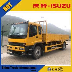 Isuzu fvr 6 شاحنة حمولة شاحنة مقفلة ذات عجلات مع Cummins المحرك