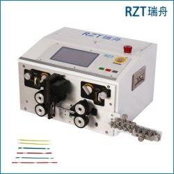 Macchina automatizzata di taglio e di spogliatura del collegare stessi con Kodera C371A
