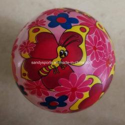 フタル酸塩の自由なプラスチックPVCおもちゃの球の女の子のギフト