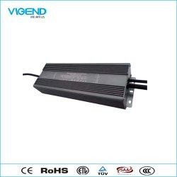 IP67 водонепроницаемый 300W дали водитель 12V 24 В постоянного напряжения драйвер светодиодов