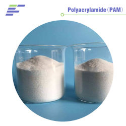 Floculante Poliacrilamida aniónicos /PAM/pó de poliacrilamida para tratamento de água