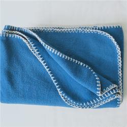 Одноразовые одеяло флис одеяло с логотипом