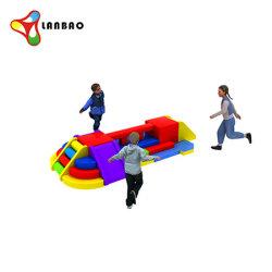 Barato al por mayor de equipos de juego suave interior para niños