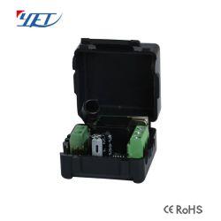 Sistema di controllo wireless trasmettitore e ricevitore RF a lungo raggio da 315 /433 MHz AC/DC12V di piccole dimensioni Yet401PC-V3.0