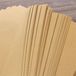 Carta kraft Del pacchetto di formato A4 in strato 40GSM-450GSM