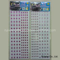 AcrylCrystal Pearl Sticker für Phone Decoration