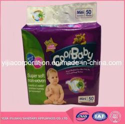 Fraldas para bebés económica com Certificado ISO
