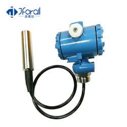 Jfa800 analógicos 4-20mA Digital água líquida do Sensor de Nível Submersíveis Transmissor do transdutor