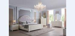 極度の8ホテルのための新しいデザイン高く光沢のある白い絵画カラーホテルの家具