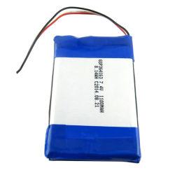 364163 bloc-batterie 7.4V 1100mAh au lithium-polymère avec des fils/PCB