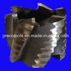 Haute qualité de Shell HSS fin Mills