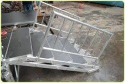 Stadium van de Verlichting van het Triplex van het aluminium het Waterdichte Antislip met Treden