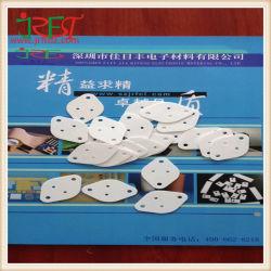 Folha de cerâmica de isolamento térmico de Produto Eletrônico