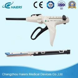 Instrumentos quirúrgicos de la grapadora del cortador linear disponible de Laparoscopic