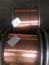 非銅/銅合金材料の銅の上塗を施してあるEr70s-6溶接ワイヤ