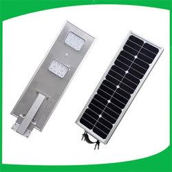 20W Auto-Sensing solaire Rue lumière à LED