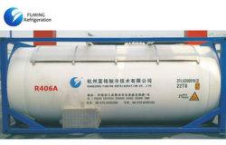 HFC 냉매 R406A/혼합식 냉매(벌크 ISO 탱크 포함