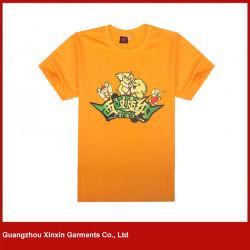 Kundenspezifische Baumwolle der Mann-50 50 Polyester-fördernde T-Shirts (R200)