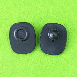 ABS EAS de Mini Vierkante Harde Markering van de Veiligheid rf (aj-relatieve vochtigheid-001)