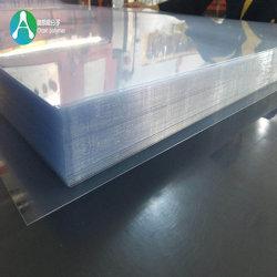 4*8 прозрачные пластиковые толщина 1 мм прозрачный жесткий ПВХ лист для печати