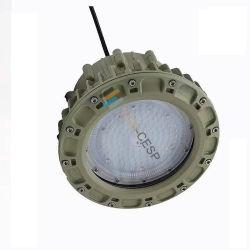 La Chine usine Construction moulé haute puissance Outdoor IP66 Emplacement humide environnement marin ex Haut de la baie de Projecteur à LED 100W 120W 150W 185W l'éclairage de gaz combustible