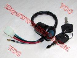 Ключ зажигания мотоцикла ключ зажигания ключ зажигания ключ зажигания ключ зажигания De Ignicion 3kj Titan2000 Cg125
