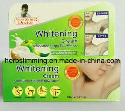 Aichun die Lichaamscrème voor Oksel witten verzwakt de Zorg van de Huid van de Melanine Wittend Room 50ml