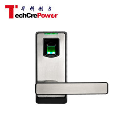 Pl10b/Pl10dBのホテルスマートなロックの指紋の認識のドアロック