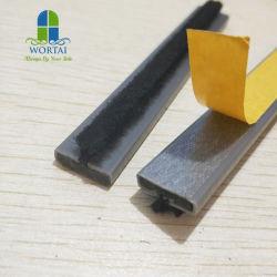 금속 도어 웨더스트립 방화성 방음 스모크 방지 씰 스트립