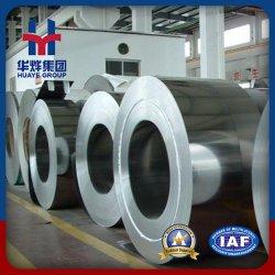 Huaye Grado 201 Primer laminado en frío laminados en caliente de las bobinas de acero inoxidable
