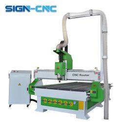 3D, das schnitzen und Gravierfräsmaschine-Entlastung, die hölzerne Tür-Schrank CNC-Maschine 1325 prägt