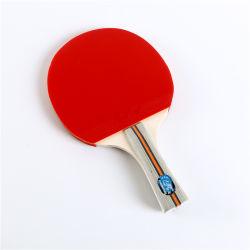 Pappel-Holz, pp.-Kugel-Tischtennis stellte ein,/Schläger-Klingeln Pong Set
