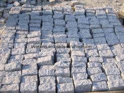 G603 /pavimento de adoquines de granito/pavimentadora de garaje, Patio, jardín, el paisaje