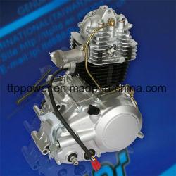 Il motociclo di Bajaj CT100 parte l'Assemblea di motore del motociclo