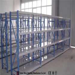 Lange Überspannungs-Stahlspeicher-Systems-Lager-Fach mit Stahlplattform