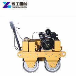 Оборудование Constrcution четыре колеса мини-Пресса ролик дорожного движения