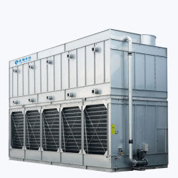 Cold Chain를 위한 스테인리스 Steel 또는 Galvanized Ammonia/R717 Refrigeration Closed Wet/Dry Counter/Cross Flow Evaporative Condenser