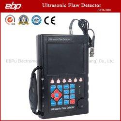 Detector de defectos por ultrasonidos digital Efd utilizado para el Control de calidad-500
