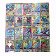 PokemonのトレーディングカードのゲームTcgのため100つのカードのロットの札のチームGx前のメガエネルギートレーナーのカード