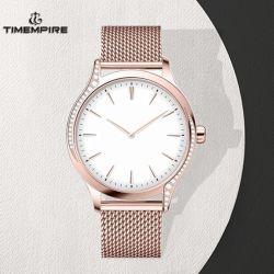 ビジネス贅沢な高品質の女性Quratz腕時計(71121)