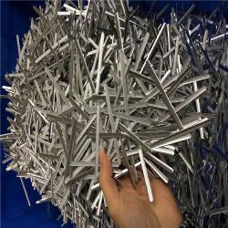 Wegwerpproduct en Kn95 Draad 0.5mm van de Brug van de Neus van het Aluminium de Dikte Gegalvaniseerde Draad van het Ijzer