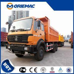 Beiben 30 tonne 20 mètres cubes benne hydraulique avec moteur Weichai de camion à benne
