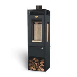 4 kW piccolo legno-Burning Camino a gas naturale Camino piccolo Pellet Stufa Pellet Stoves in vendita