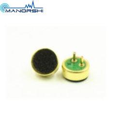 4.0 * 1.5mm Mini capsule microphone dynamique Microphone à condensateur à électret