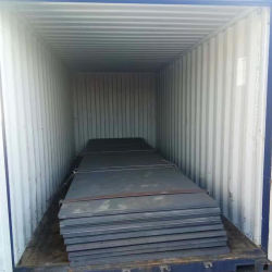 China Warmwalzed Carbon Ship Marine Steel Plate Building Material