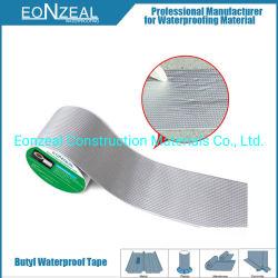 Nastro della gomma butilica/butile impermeabili autoadesivi nastro di sigillamento