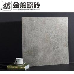 Foshan Factory 600x600mm Gris ciment céramique Gough du moule de la surface des carreaux de sol en porcelaine rustique pour la vente