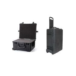 Fabricante IP67 caja de herramientas de laminación de plástico duro resistente al agua a los golpes Caja para equipos